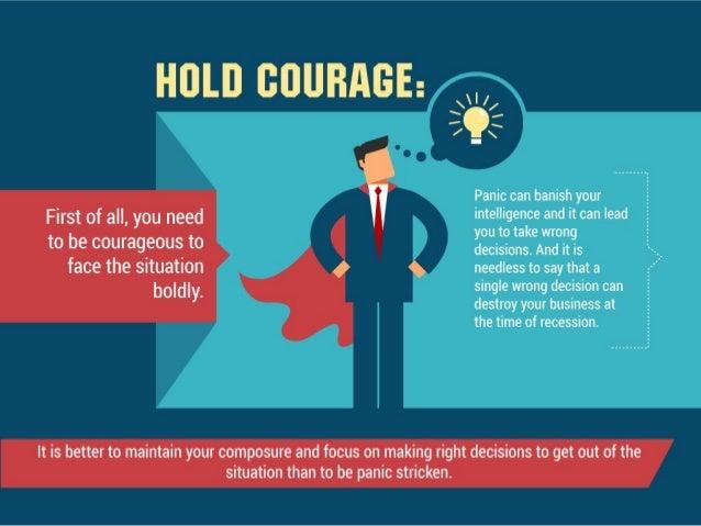 Survival tips during recession Slide 2