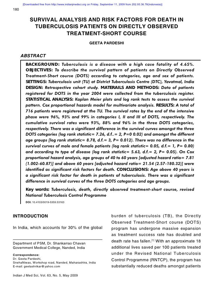 [Downloaded free from http://www.indianjmedsci.org on Friday, September 11, 2009 from 202.93.36.78(Indonesia)] 180        ...