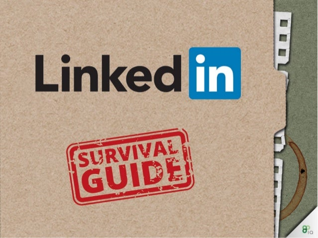 A Survival Guide for... LinkedIn   LinkedIn is a fantastic tool for networking with professionals and connecting with peop...