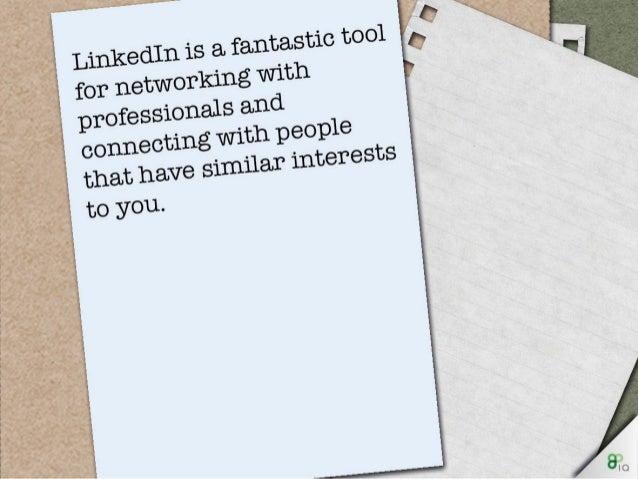 Survival guide - LinkedIn Slide 2