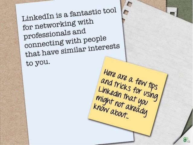 Survival guide - LinkedIn Slide 3