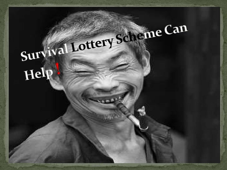 the survival lottery summary