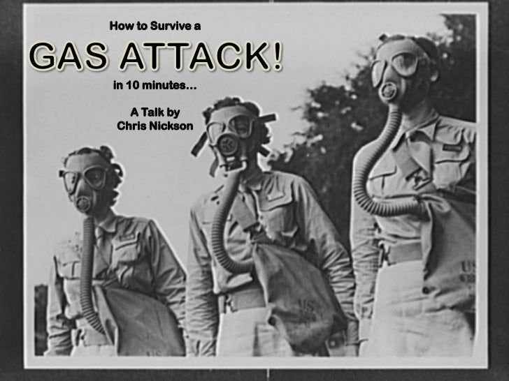 How to Survive ain 10 minutes…   A Talk by Chris Nickson