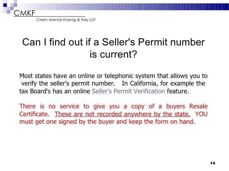 Surviving A Sales Tax Records Audit