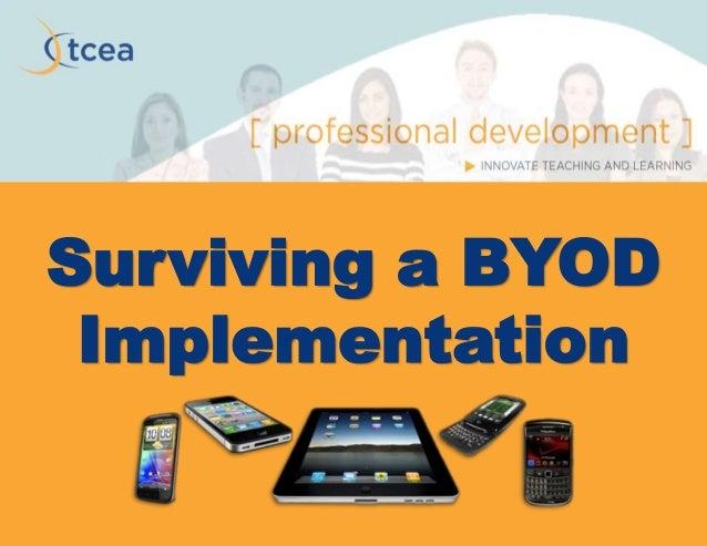 Surviving a BYOD Implementation