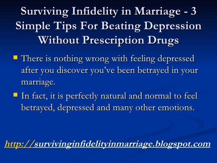feeling depressed in marriage