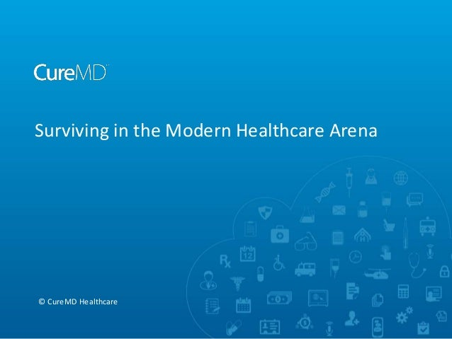 Surviving in the Modern Healthcare Arena © CureMD Healthcare