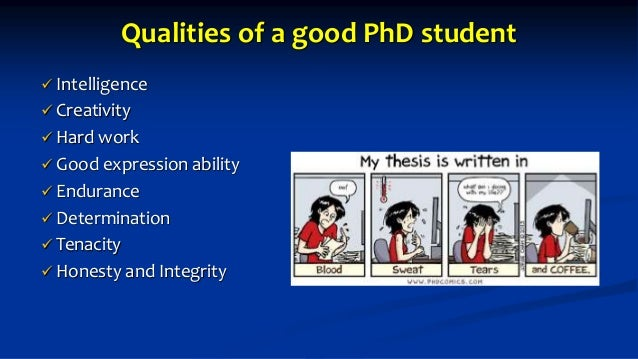 surviving the rigours and hurdles of phd