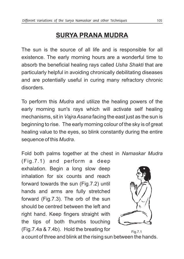 Surya Mantra Pdf