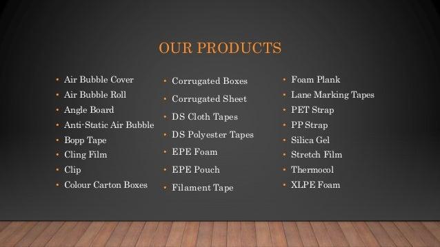 Packaging Film & Packaging Roll By Surya Enterprises Slide 2