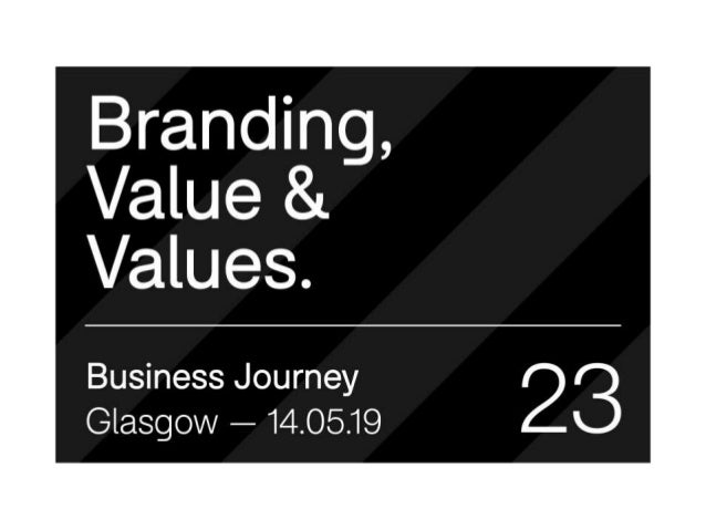Valuing your Values Susan Grandfield The Business Journey 14th May 2019 Creating focus I Developing capability I Achieving...