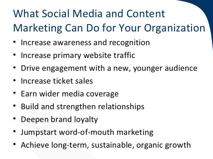 Social Media Marketing Beyond the Basics Slide 2