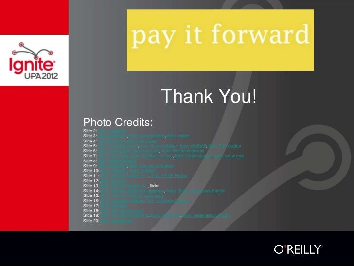 Thank You!Photo Credits:Slide 2: flickr: DougtoneSlide 3: flickr:phs98.net , flickr: bunchofpants, flickr: waderSlide 4: f...