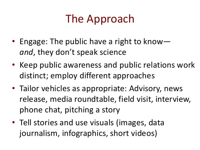 News media for awareness and advocacy in in livestock research for development Slide 3