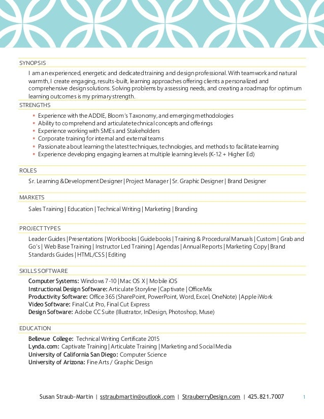 Technical writing certificate san diego deals