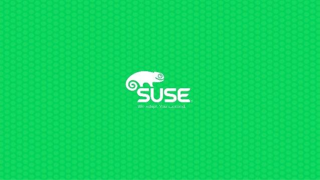 SUSE Manager 3 y SaltStack - OpenExpo 2016