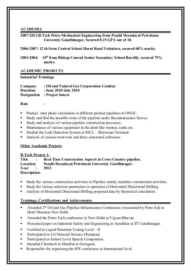 Modern Rotary Engineering Resume Images - Best Resume Examples by ...