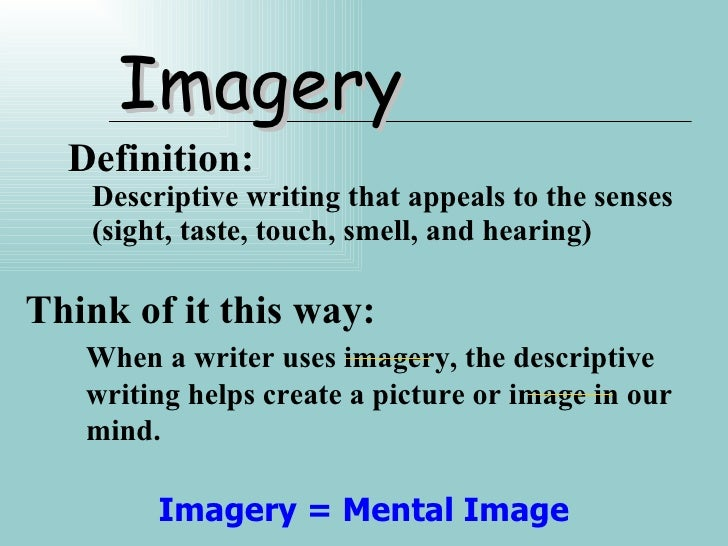 what is the meaning of descriptive writing