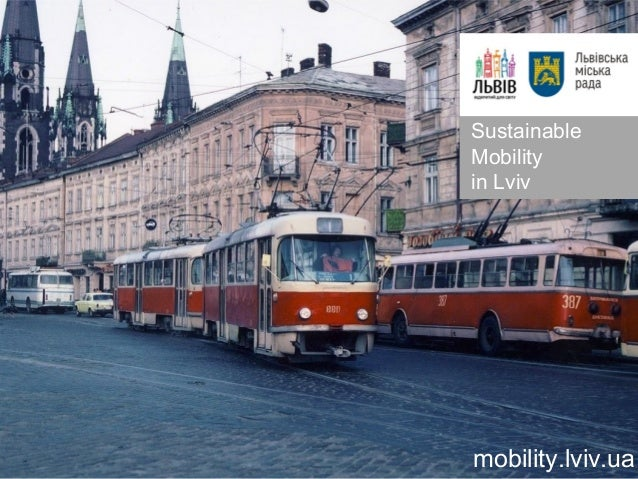 Sustainable Mobility in Lviv mobility.lviv.ua