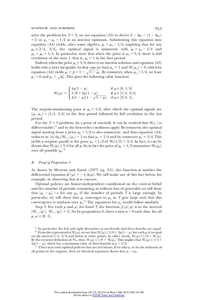 solve the problem for T 5 2, we use equation ðA3Þ to derive 2 2 4ml 2 ð1 2 4mhÞ 5 2 or mh 2 ml 5 1=2 at an interior optimu...