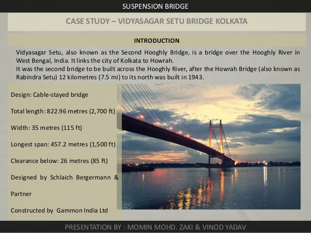 Bridge Engineering Design: Bridge Design Case Studies ...