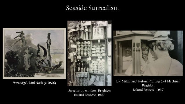 Sussex Surrealism Slides