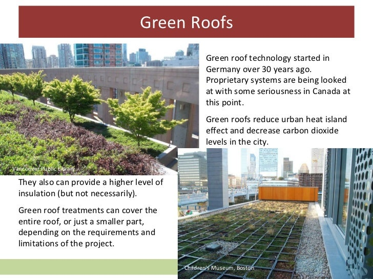 Sustainable design part four sustainable materials for Sustainable roof materials