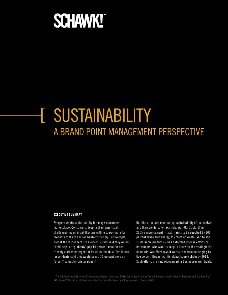 sustainability of a brand during rapid Scientific american is the essential guide to the most awe-inspiring advances in science and technology, explaining how they change our understanding of the world and shape our lives.