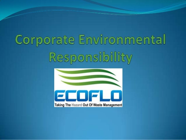 "Corporate Social Responsibility  The term ""corporate social responsibility"" came into common use in the late '60s and ear..."