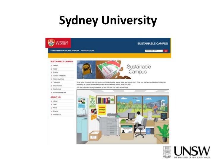 Sydney University<br />