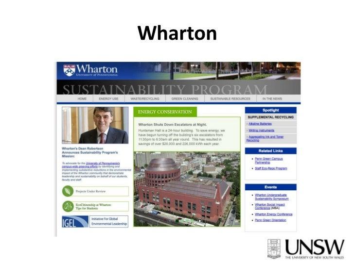 Wharton<br />