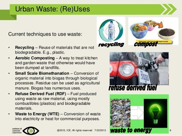garbage is a commodity essay There was a time when paper was a rare and precious commodity now it  let  us share with you these interesting paper waste facts we are.