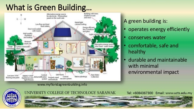 Sustainability In Built Environment Green Building Index