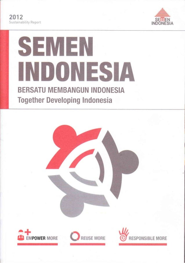 BERSATU MEMBANGUN INDONESIA Together Developing lndonesia o l$ PowER I
