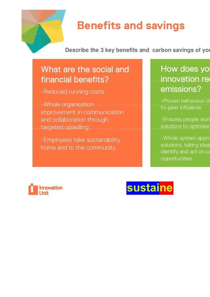 Sustainability Through Staff Action Slide 3