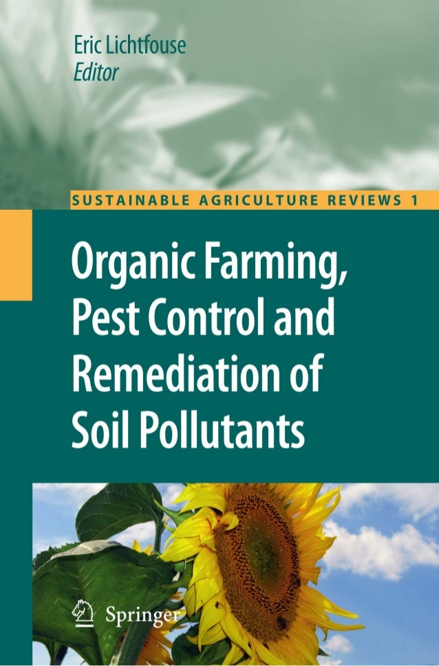 Sustainable Agriculture Reviews Volume 1 Series Editor Eric Lichtfouse For further volumes: http://www.springer.com/series...