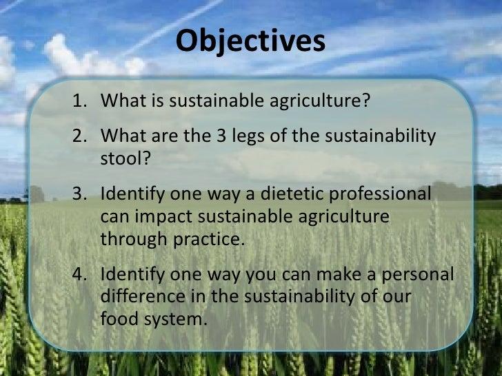 Sustainable agriculture presentation toneelgroepblik Gallery