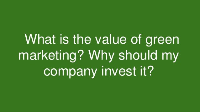 Digital and Social Marketing for Sustainable Companies Slide 2