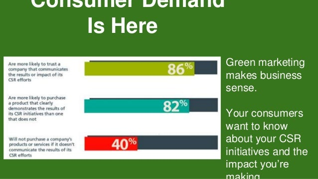 Digital and Social Marketing for Sustainable Companies Slide 3