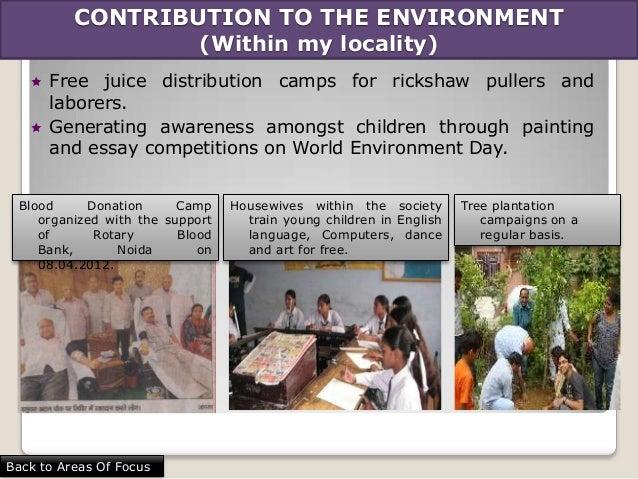 Essay on challenge of sustainable development