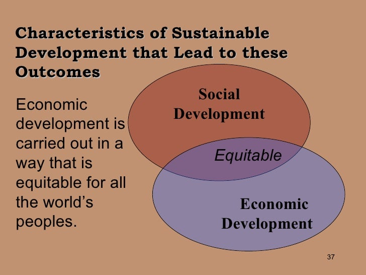 sustainable development research paper