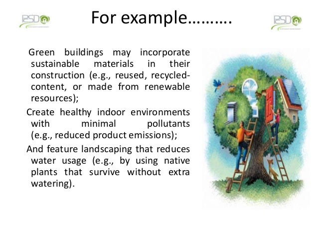 Sustainable Development And Project Management