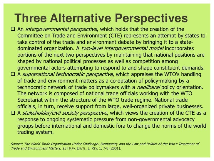 an introduction to the good and the bad of the world trade organization More introductory information the wto in brief back to top  at first these  focused on lowering tariffs (customs duties) on imported goods as a result of the .