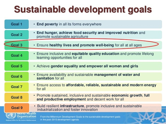 the millennium development goals the importance When the millennium development goals were adopted in 2000 they seemed  utopian but the most important one was achieved five years.