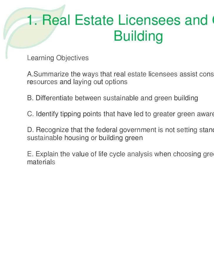 Sustainable housing and building green rcbor presentation 5 10-11 Slide 3