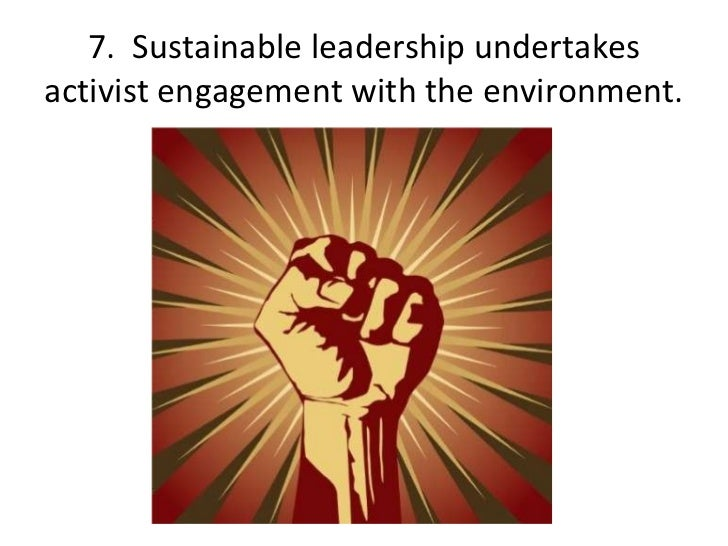 sustainable leadership Sustainable school leadership: the teachers' perspective this manuscript has been peer-reviewed, accepted, and endorsed by the national council of professors of.