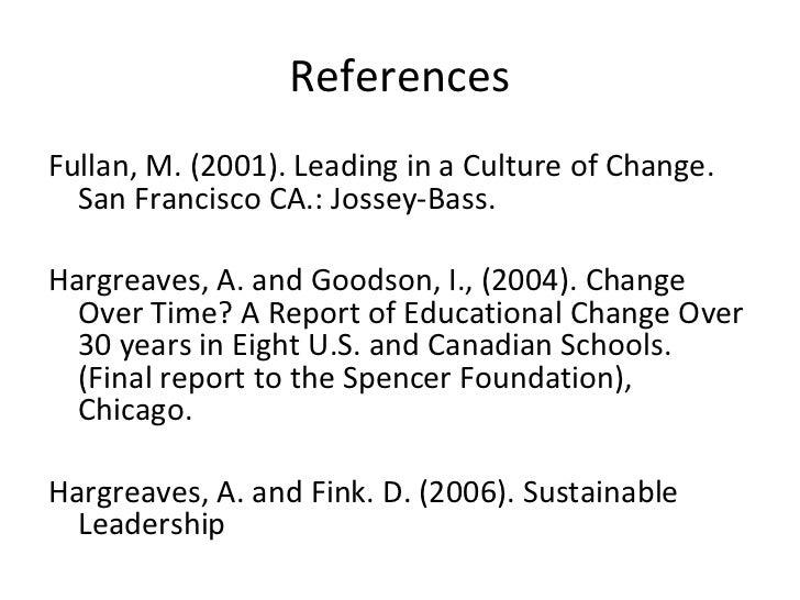 Sixteen global sustainability leaders seeking transformational change
