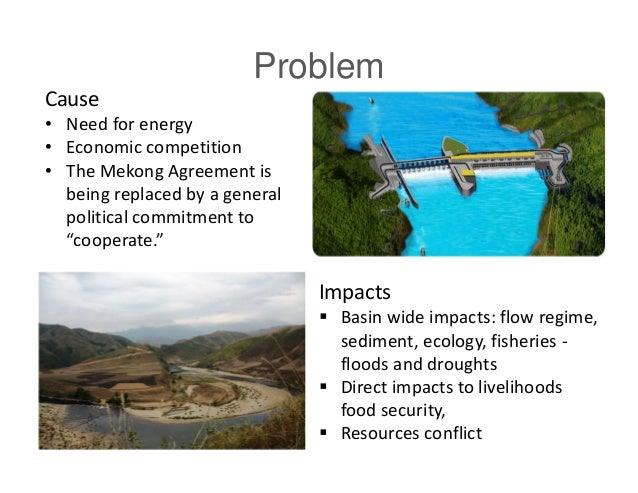 the impact of hydropower dams on A part from the environmental issues, a key‐role in the general feasibility of large  dam projects is played by the analysis of the social impacts the paper puts in.