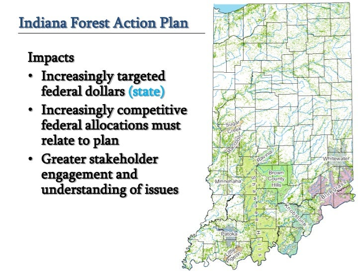 Status of Indiana's Forest Resources - Sustainable Natural Resources …