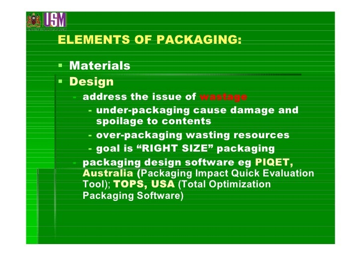 sustainable packaging design essay Guide for how to live a sustainable lifestyle - through simplifying, taking a personal inventory and committing to living a sustainable life.
